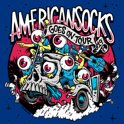 American Socks Goes on Tour 2019